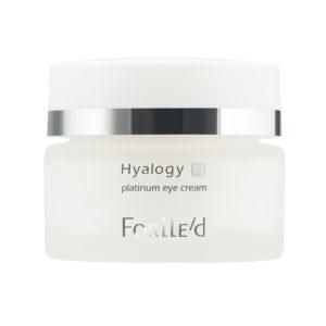 Hyalogy Platinum Eye Cream