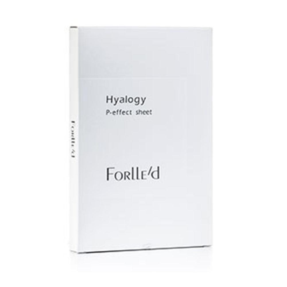 Hyalogy P-effect Sheet Mask